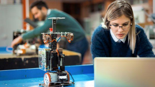 ¿Qué es un ingeniero en robótica